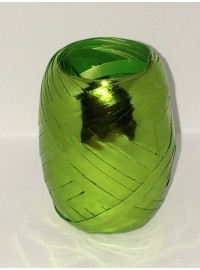 Ribbon Cob - Metallic Lime Green