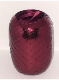 Ribbon Cob - Metallic Maroon