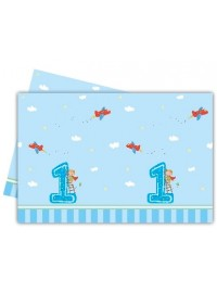 Boy's First Birthday Tablecover