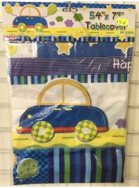 Toy Car Tablecover