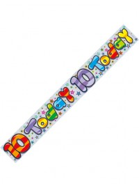 10 Today Banner