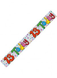 13 Today Banner