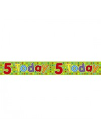 5 Today Banner