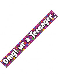 Teenager Banner