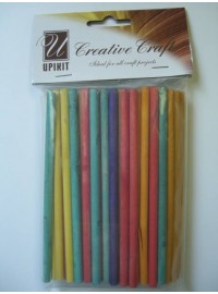 Craft Pole - Multicoloured - 60pcs