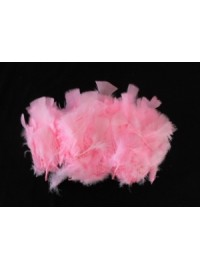 Feathers 10cm - Baby Pink (20)