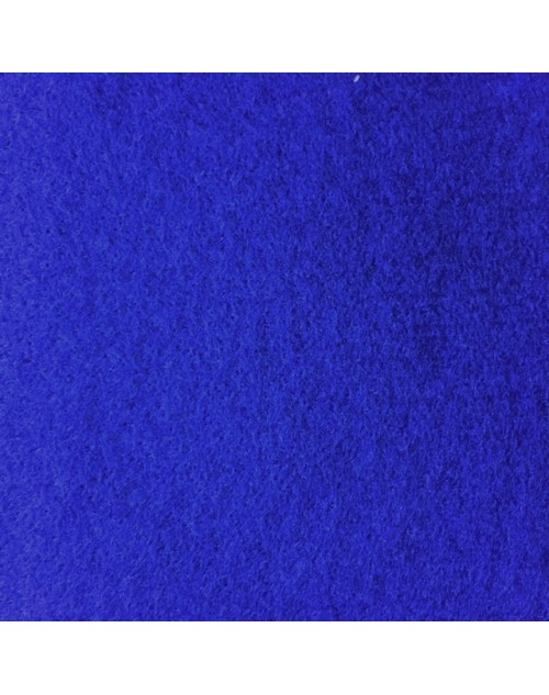 Felt Square - Royal Blue