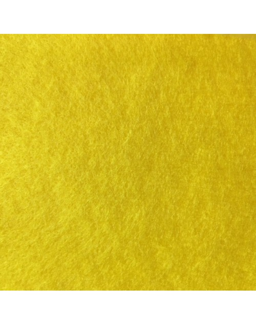 Felt Square - Yellow