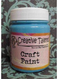 Craft Paint - No.06 Turquoise 100ml