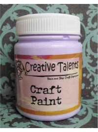 Craft Paint - No.11 Lilac 100ml