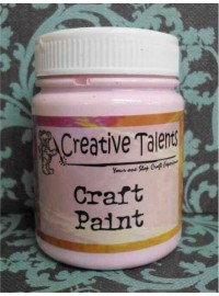 Craft Paint - No.15 Baby Pink 100ml