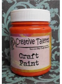 Craft Paint - No.23 Scarlet 100ml