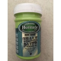 04 Electric Green Chalk Paint - 250ml
