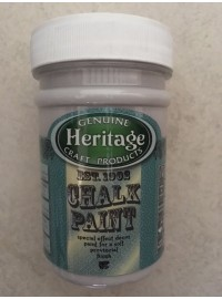 17 Pale Grey Chalk Paint - 250ml