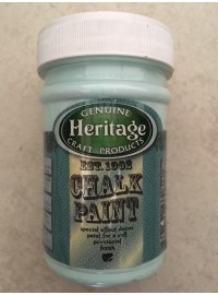 20 Kitch'n Cool Green Chalk Paint - 250ml