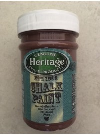 34 Chocolate Velvet Chalk Paint - 250ml
