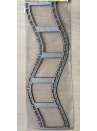Chipboard Filmstrip Frame
