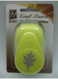"Craft Punch 1"" - Oak Leaf"