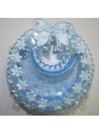 Bib Favor Box - Blue