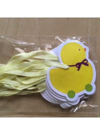 Baby Gift Tags - Duck (12)