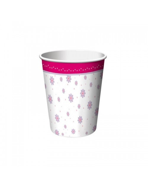 Tutu Much Fun Cups (8)