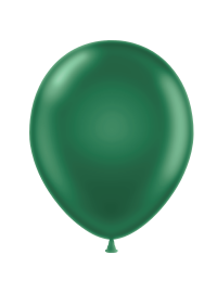 Metallic Balloon - Green