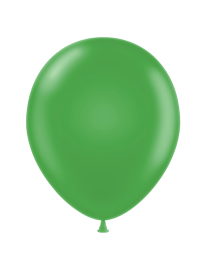 Metallic Balloon - Lime