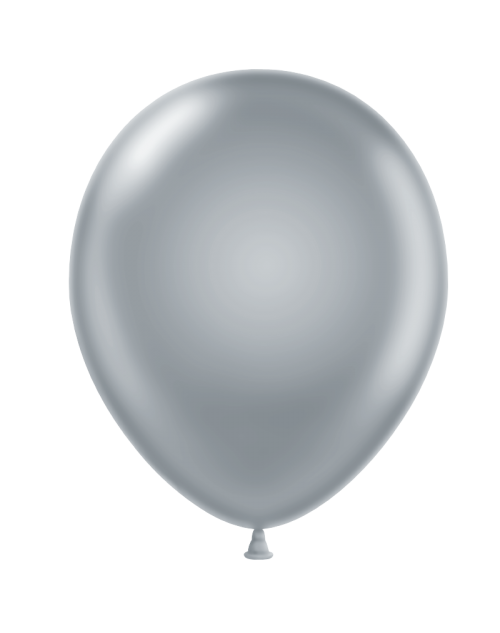 Metallic Balloon - Silver