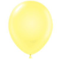 Metallic Balloon - Yellow