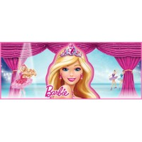 Barbie Oros Bottle Sticker