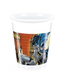 Batman Dark Hero Cups (8)