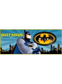 Batman Oros Bottle Sticker