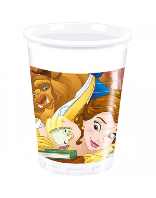 Beauty and the Beast Cups (8)