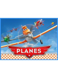 Planes Meal Box / Bucket Sticker