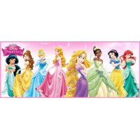 Princesses Oros Bottle Sticker