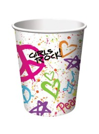 Girls Rock Cups