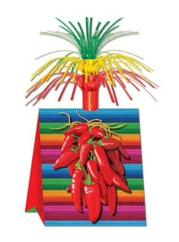 Chili Pepper Centerpiece
