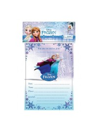 Frozen Invitation Pad (30 Pages)