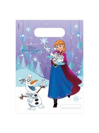 Frozen Snowflakes Party Bags (6)