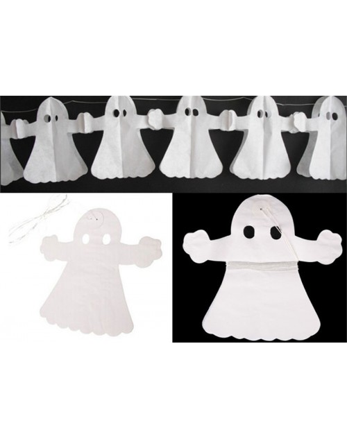 Halloween Garland - Ghost