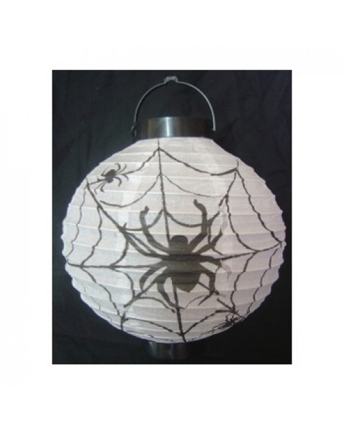 Spiderweb Light Up Lantern