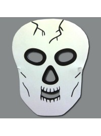Spooks & Spells Foam Mask - Skull