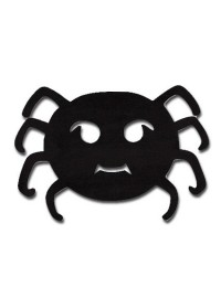 Spooks & Spells Foam Mask - Spider