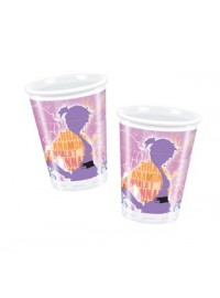 Hannah Backstage Pass Cups