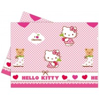 Hello Kitty Hearts Tablecover