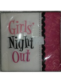 Girls Night Out Beverage Napkins (16)