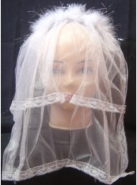 Wedding Veil with Aliceband
