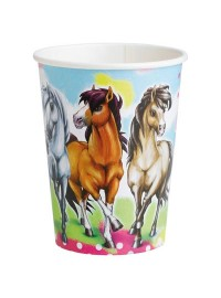 Charming Horses Cups (8)