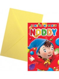 Noddy Invitations (6)