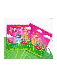 Little Fairy Napkins (12)